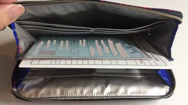 『レスポートサック』の財布